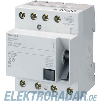 Siemens FI-Schutzschalter 5SM3446-8