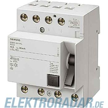 Siemens FI-Schutzschalter 5SM3642-6KL