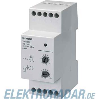 Siemens Temperaturregler für AC230 7LQ2001