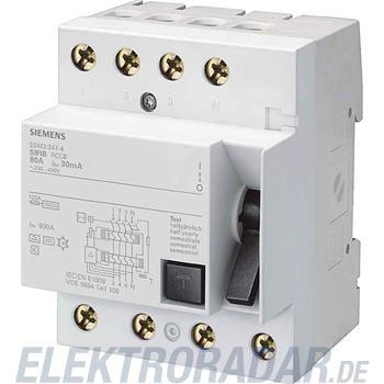Siemens FI-Schutzschalter 5SM3347-4