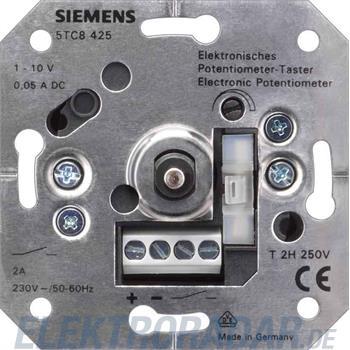 Siemens Potentiometer mit Druck-TA 5TC8425