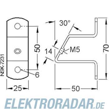 Siemens BEFESTIGUNGSWINKEL 8WA746