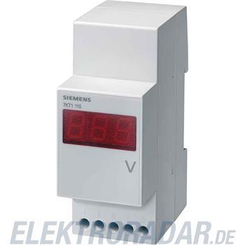 Siemens VOLTMETER Digital AC500V 7KT1110