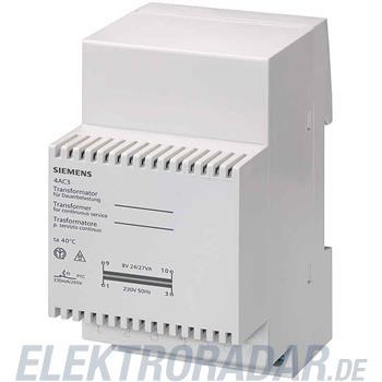 Siemens Transformator 4AC3408
