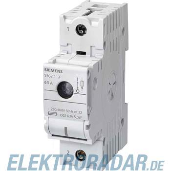 Siemens NEOZED-Lasttrennschalter 5SG7113