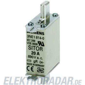 Siemens SITOR-Sicherungseinsatz gR 3NE1814-0