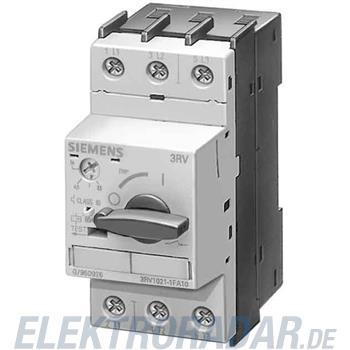 Siemens Leistungsschalter 3RV1021-1FA10