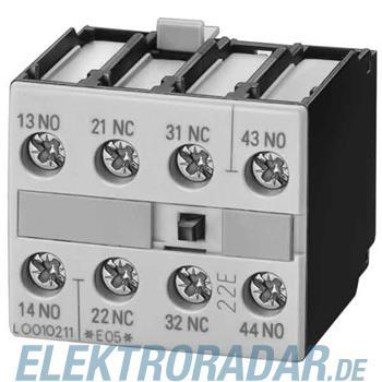 Siemens Hilfsschalterblock 3RH1921-1HA22