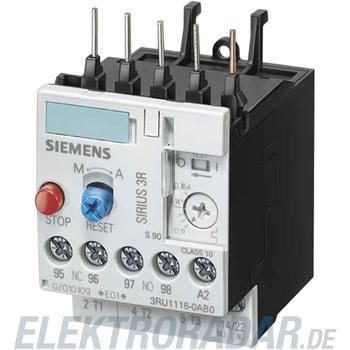 Siemens Überlastrelais 3RU1116-1HB0