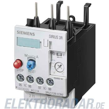 Siemens Überlastrelais 3RU1126-4AB0