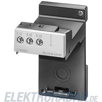 Siemens Anschlussträger 3RU1936-3AA01