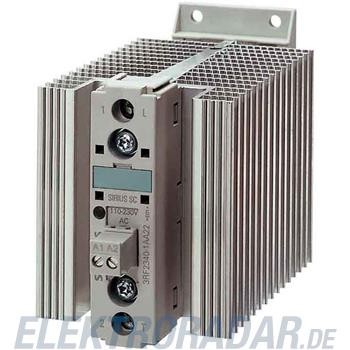 Siemens Halbleiterschütz 3RF2340-1AA02