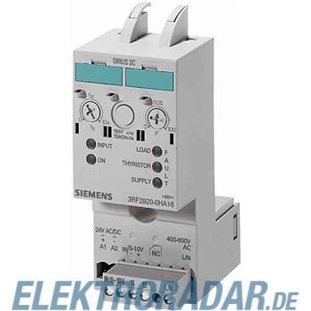Siemens LEISTUNGSREGLER 3RF29 20-0HA16