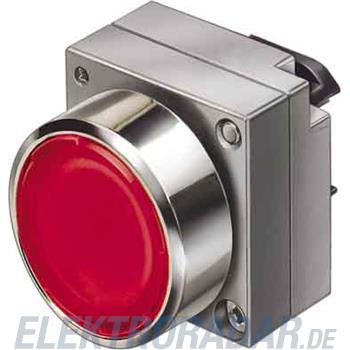Siemens Leuchtendrucktaster rund 3SB3501-0AA61