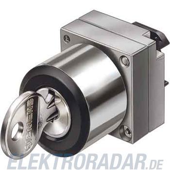 Siemens Betätiger rund Schlüsselsc 3SB3500-4AD01