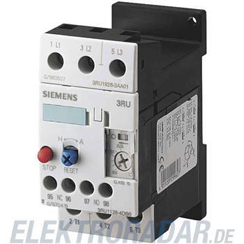 Siemens Überlastrelais 3RU1126-4DB0