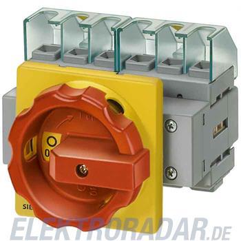 Siemens Haupt-/Not-Aus-Schalter 3LD2103-0TK53
