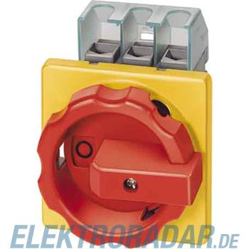 Siemens Haupt-/Not-Aus-Schalter 3LD2203-0TK53