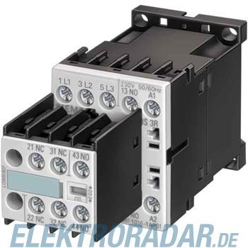Siemens SCHÜTZ, AC-3, 4KW/400V, 1S 3RT1016-1AH01