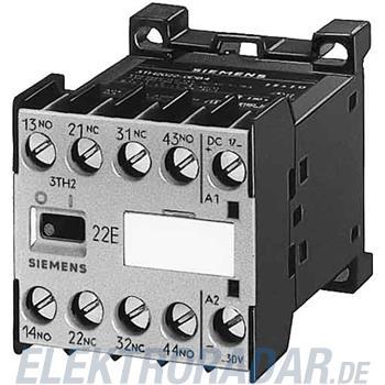 Siemens Hilfsschütz 31E 3NO+1NC 3TH2031-0AD0