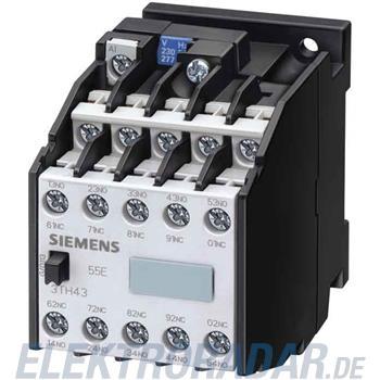 Siemens Hilfsschütz 3TH4355-0AP0