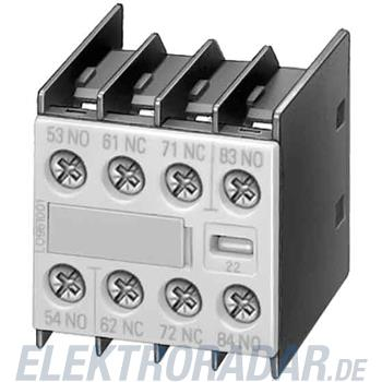 Siemens Hilfsschalterblock 3RH1911-1FA02