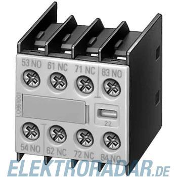Siemens Hilfsschalterblock 3RH1911-1FA22