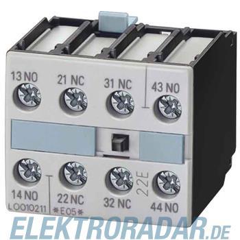 Siemens Hilfsschalterblock 3RH1911-1HA01