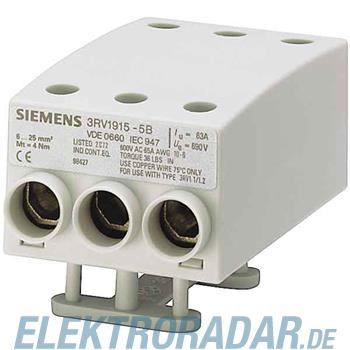 Siemens Einspeiseklemme 3RV1915-5B