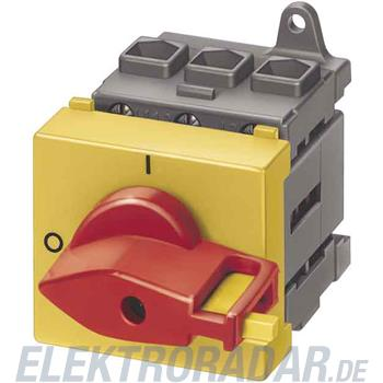 Siemens Haupt-/Not-Aus-Schalter 3LD2030-1TL11