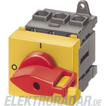 Siemens Haupt-/Not-Aus-Schalter 3LD2130-0TK13