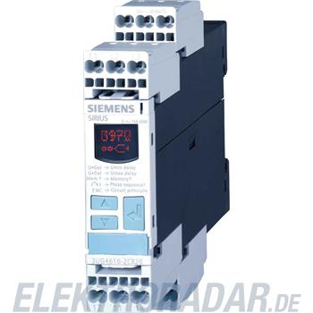 Siemens Spannungsüberwachung 3UG4631-1AW30