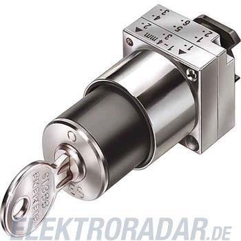 Siemens Betätigungselement rund 3SB3500-4MD01
