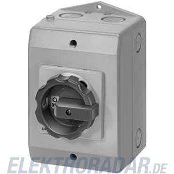 Siemens Haupt-/Not-Aus-Schalter 3LD2164-0TB51