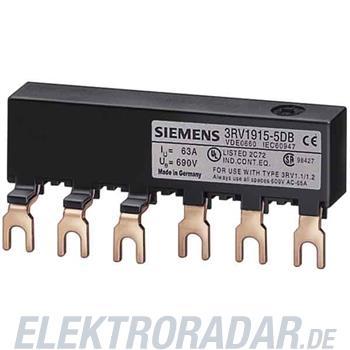 Siemens Verbindungsstück 3RV1915-5DB