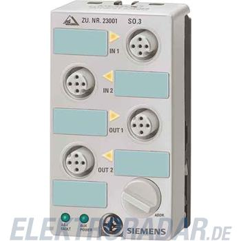 Siemens AS-Interface Kompaktmodul 3RK1400-1BQ20-0AA3