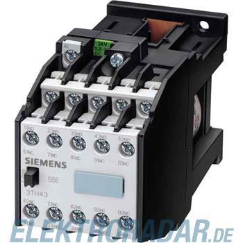 Siemens Hilfsschütz 3TH4355-0BB4