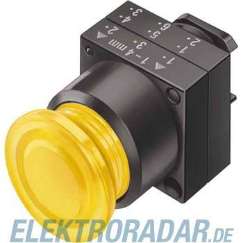 Siemens Betätigungselement rund 3SB3000-0AB51