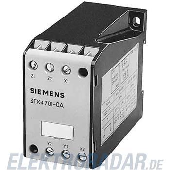 Siemens Ausschaltverzögerer 3TX4701-0AN1