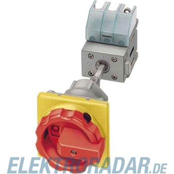 Siemens Haupt-/Not-Aus-Schalter 3p 3LD2714-0TK53