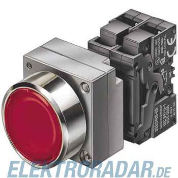 Siemens Leuchtdrucktaster 3SB3606-0AA41