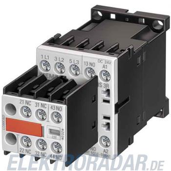 Siemens Schütz AC-3 3KW/400V 3RT1016-1AP04-3MA0