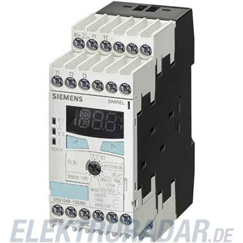 Siemens Temp.-Überwachungsrelais 3RS1000-1CD10