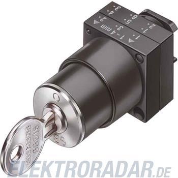 Siemens Betätigungselement rund 3SB3000-4MD01