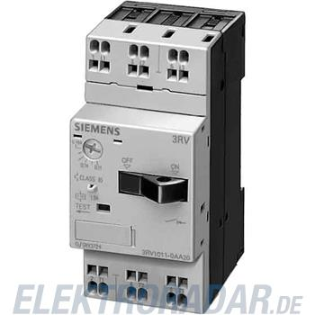 Siemens Motorschutzschalter S00 3RV1011-1CA25