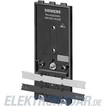 Siemens AS-INTERFACE MONTAGEPLATTE 3RK1901-0CA00