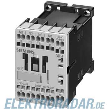 Siemens Hilfsschütz 4S 3RH1140-2AB00