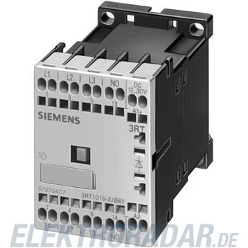 Siemens SCHÜTZ, AC-3, 3KW/400V, 1S 3RT1015-2AF01