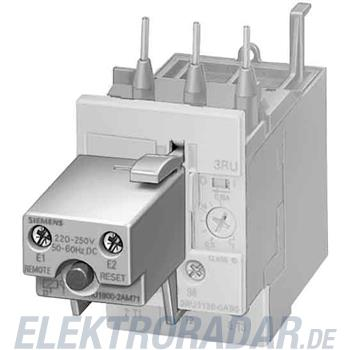 Siemens FERN-RESET-BAUST.,ELEKTRI 3RU1900-2AF71
