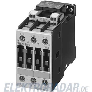 Siemens Schütz AC-3 11KW/400V 3RT1026-3KB40